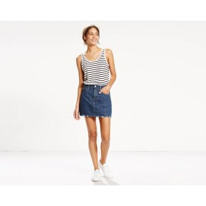 Levis® Icon Skirt | Eclipsed Blue |Levi's® United States (US)