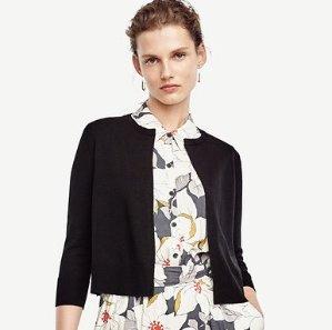 50% OffWomen Sweaters Sale @ Ann Taylor