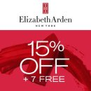 Dealmoon Exclusive! 15% Off + 7 Free Deluxe Samples + Free Shipping @ Elizabeth Arden