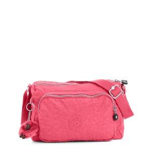 Reth Crossbody Bag - Vibrant Pink