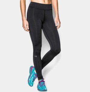 The ColdGear Authentic Leggings and The Long Sleeve Shirt @ Under Armour