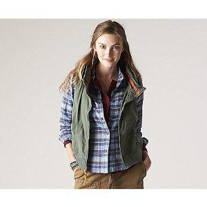 Women's Plaid Flannel Shirt - Tops & T-Shirts | Sperry