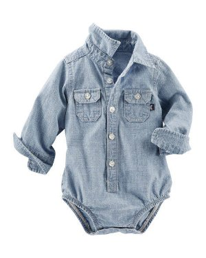 Up to 60% Off + 25% off $40+!Free Shipping with Baby Clothes All-American Baby Bodysuits Sale @ OshKosh.com