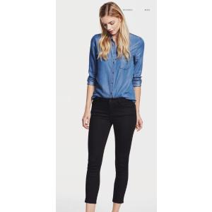 Florence Crop Jean - Hail   DL1961 Premium Denim DL1961 Premium Denim   4 Way Stretch   Xfit Jeans   Shop Womens & Mens Jeans, Perfect Fitting Jeans