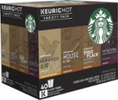 $19.99Select 40- to 48-Ct. Packs of Keurig K-Cup Pods