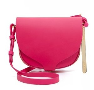 Sophie Hulme Mini Saddle Bag @ SHOPBOP