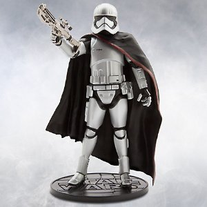 Captain Phasma Elite Series Die Cast Action Figure - 7 1/4'' - Star Wars: The Force Awakens | Disney Store