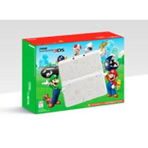 Nintendo New 3DS - White