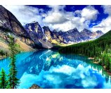 5 Day Tour to Vancouver, Fraser Valley, Merritt, Kelowna, Vernon, Glacier National Park, Banff National Park, Lake Louis, Moraine Lake, Ice Field Parkway, Bow Lake, Jasper National Park, Gengine City