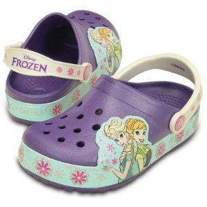 Kids' CrocsLights Frozen™ Fever Clog