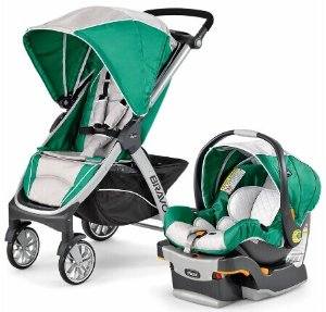 Dealmoon Exclusive! $254.99 Chicco Bravo Trio Travel System - Empire