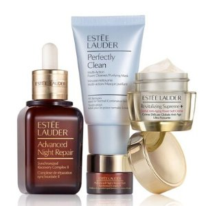 Estée Lauder Global Anti-Aging Repair Serum + Moisturizer Collection (Limited Edition) ($140 Value) | Nordstrom