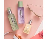 free 7pc. gift with $50 Clinique purchase