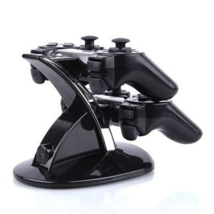Free Worldnect Dual Charging Stand (PlayStation 4)