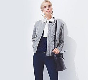 $8 Off $88 with Jackets Purchase @ UNIQLO