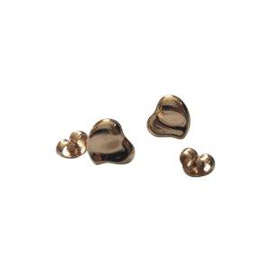 Tiffany & Co. 18K Rose Gold Elsa Peretti Earrings | Tiffany & Co. | Buy at TrueFacet