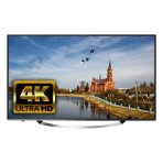 "$299 w/ free shipping Hitachi LU43V809 43"" 4K UHD TV"