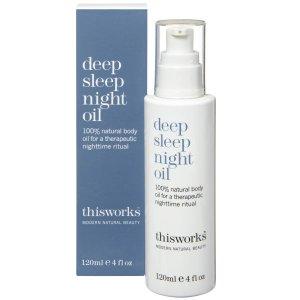 this works Deep Sleep Night Oil (120ml) |