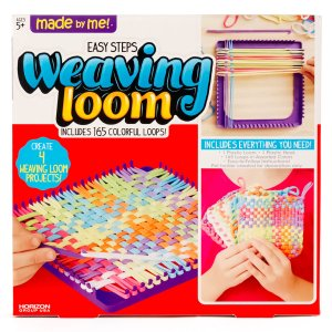 $3Made By Me Weaving Loom by Horizon Group USA