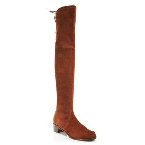 Stuart Weitzman Midland Over The Knee Boots | Bloomingdale's