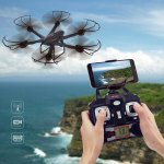 Metakoo MJX X601H FPV RC Quadcopter Wifi HD Video Real-time Camera Drone
