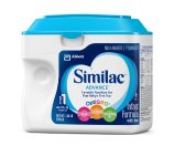 Similac Advance Complete Nutrition Milk-Based Formula, Powder, with Iron, 23.2 Oz (Pack of 6) | Jet.com