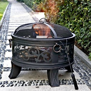 Up to 60% Off, Under $100 Fire Pits Sale with Savings @ Walmart