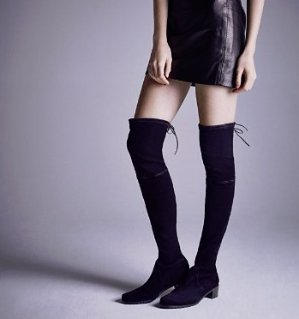 Up to 20% Off with Stuart Weitzman Over The Knee Boots Purchase @ Bloomingdales