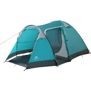 Ozark Trail 4-Person Ultralight Backpacking Tent with Vestibule