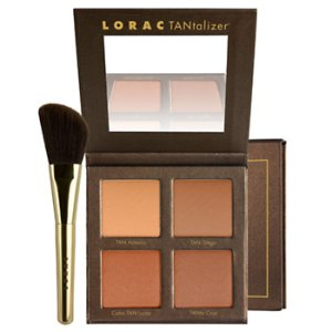 LORAC Take Me To Tantego Tantalizer Bronzer Palette & Brush | Beauty.com