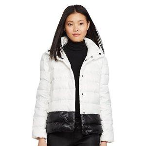 Water-Repellent Down Jacket - Coats � Coats & Trenches - RalphLauren.com