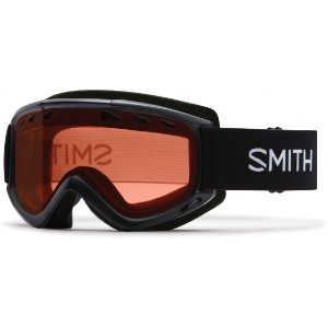 Smith Cascade Mens Tinted Snow Goggles Black Frame RC36 Lens Medium Fit | Focus Camera