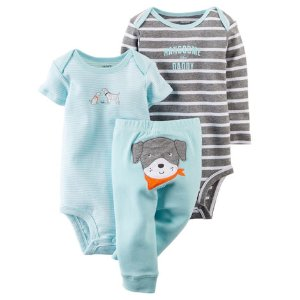Extra 40% Off Clearance Select Baby Styles @ Carter's