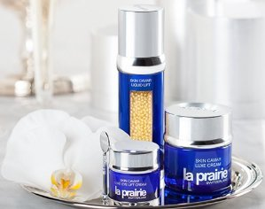 Up to $200 off With La Prairie Purchase