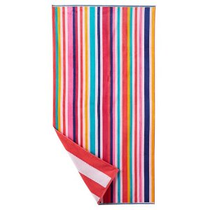 As Low As $4.89 Each Beach Towels Sale @ Kohl's.com