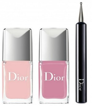 $31 Dior Vernis Polka Dots - Summer 2016 limited edition Color & Dots Manicure Kit