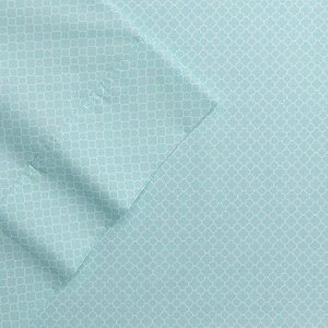 $25.49 + $5 KC The Big One Percale Sheets, Queen