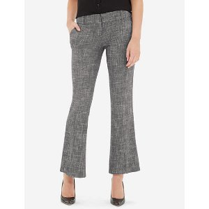 Marled Ankle Flare Pants | Women's Pants | THE LIMITED