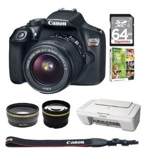 独家!$449 (原价$652.93) 包邮免税Canon EOS Rebel T6 带18-55mm镜头套装