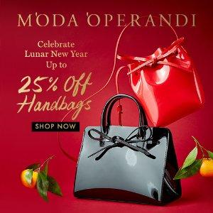 Dealmoon Exclusive! Up to 25% OffSelect Handbags - Lunar New Year Celebration -  @ Moda Operandi