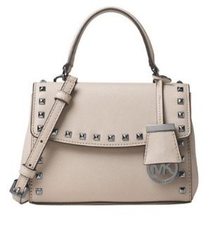 25% Off + Extra 25% Off MICHAEL MICHAEL KORS Ava Studded Mini Crossbody @ Lord & Taylor