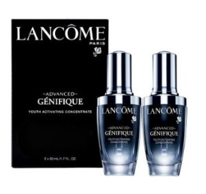 15% Off + Free 5 Deluxe SamplesAdvanced Génifique Youth Activating Concentrate Duo @ Lancôme