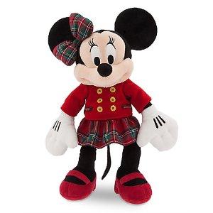 Minnie Mouse Holiday Plush - Medium - 16'' | Disney Store