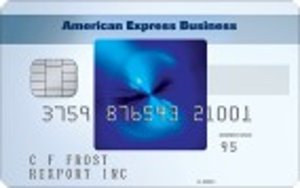 Earn 10,000 Membership Rewards® points The Blue for Business® Credit Card from American Express