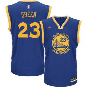 adidas Youth Golden State Warriors Draymond Green #23 Road Royal Replica Jersey| DICK'S Sporting Goods