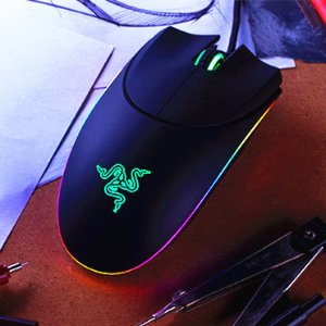 $39.99Razer Diamondback Chroma Ambidextrous Gaming Mouse