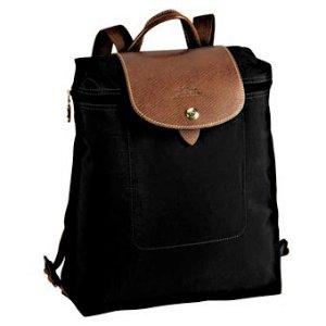 Longchamp Le Pliage Zippered Backpack   Sands Point Shop