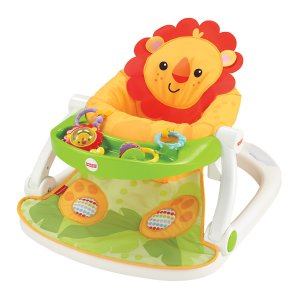 Fisher-Price Sit-Me-Up Floor Seat with Tray | Walgreens