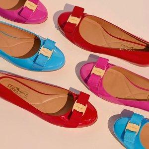 Up to 70% Off + Extra 10% Off Salvatore Ferragamo Shoes @ 6PM.com