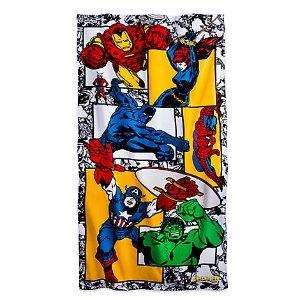 Marvel's Avengers Beach Towel - Personalizable | Disney Store
